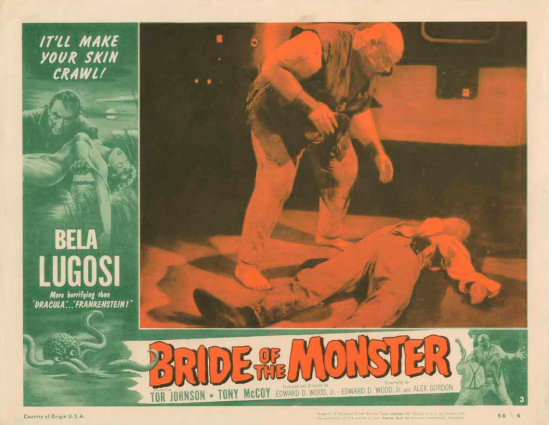 Bride Of The Monster 3