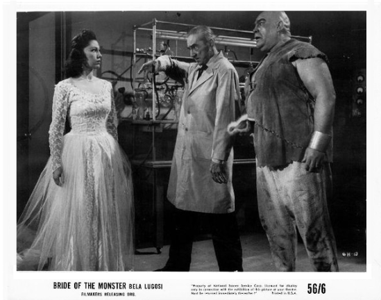 Bride Of The Monster Photo 7