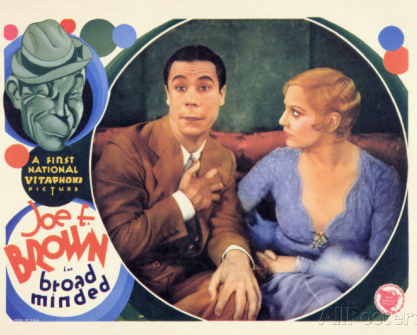 Broadminded Lobby Card 1