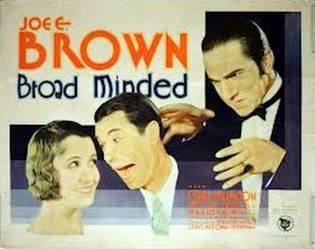Broadminded Lobby Card 2