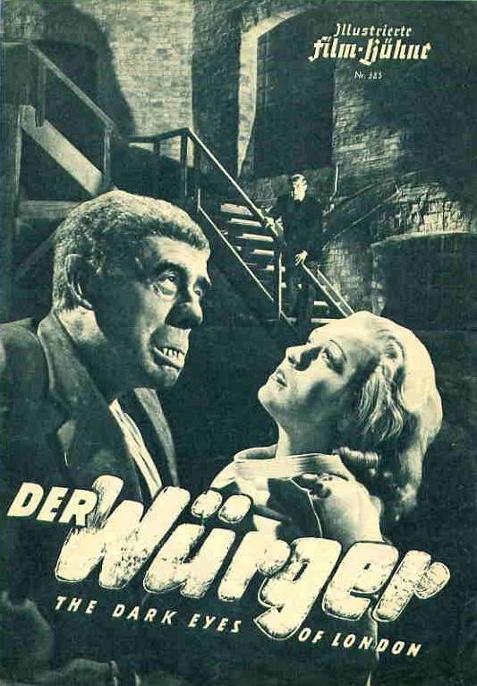 Dark Eyes of London German Herald