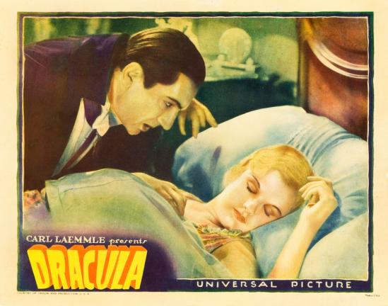 Dracula 1931 lobby card 1