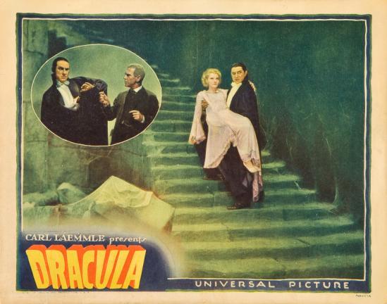 Dracula 1931 lobby card 2