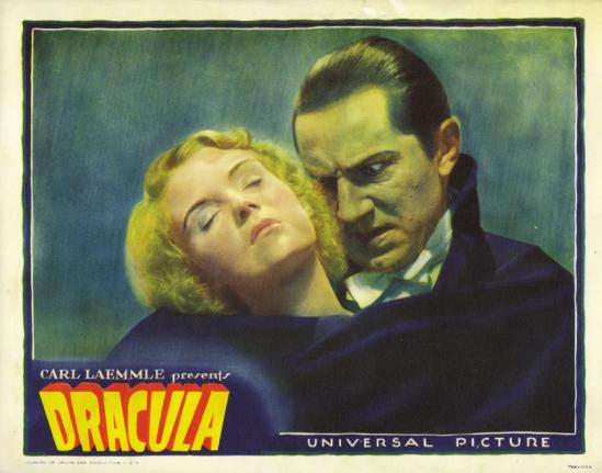 Dracula 1931 lobby card 3