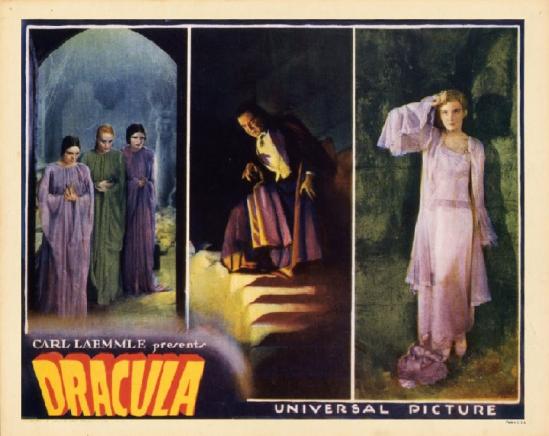 Dracula 1931 lobby card 5