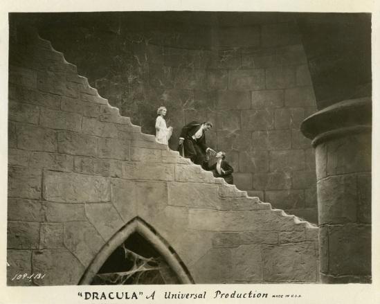 Dracula 1931 Publicity Still 2