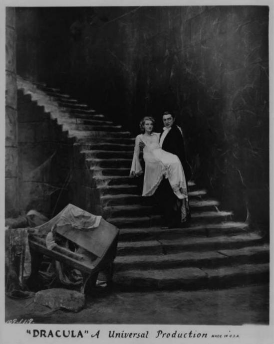 Dracula 1931 Publicity Still 6