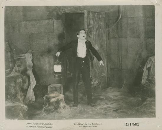 Dracula 1951 Publicity Still 2