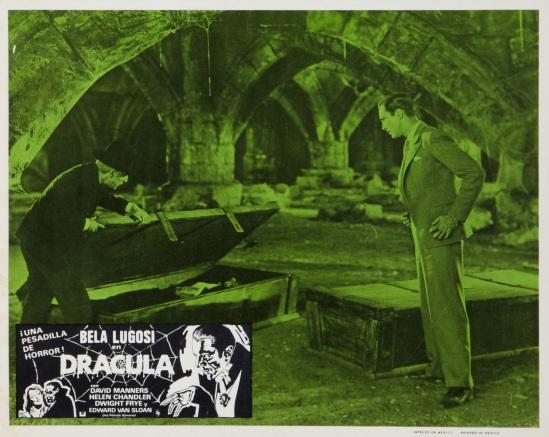 Dracula 1960s Mexican Lobby Card 1