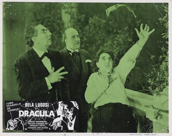 Dracula 1960s Mexican Lobby Card 2