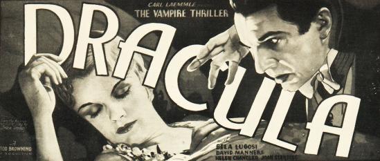 Dracula 24 Sheet Poster