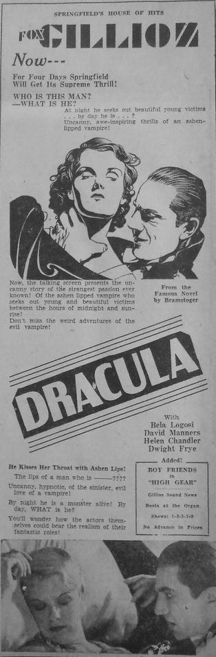 Dracula Ad 1
