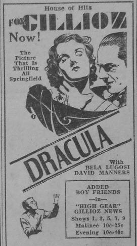 Dracula Ad 2