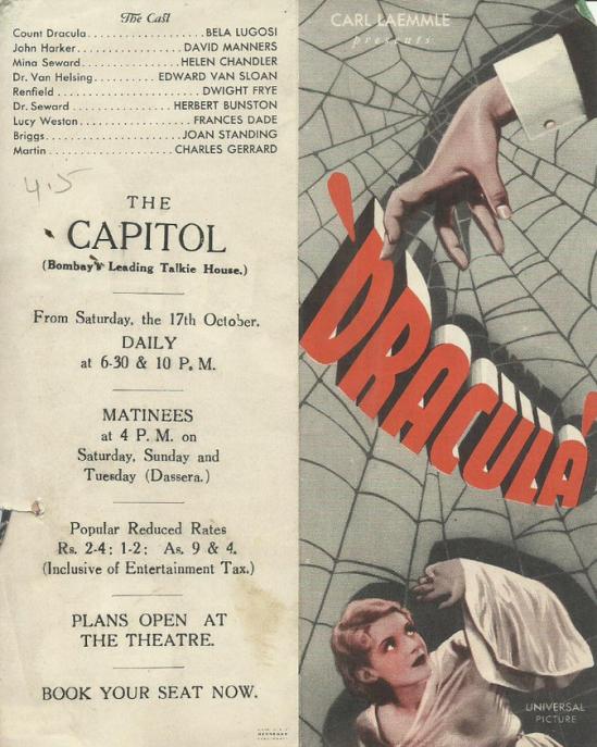 Dracula Herald A