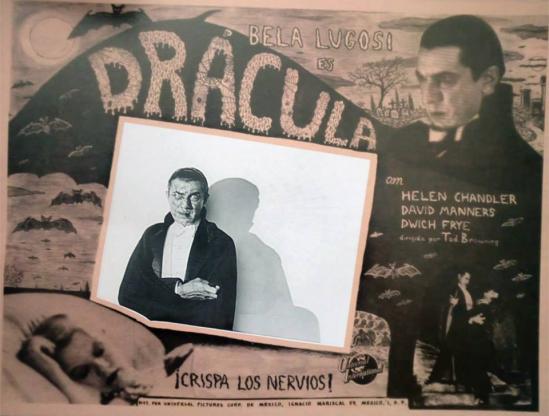 Dracula Mexican Lobby Card 3
