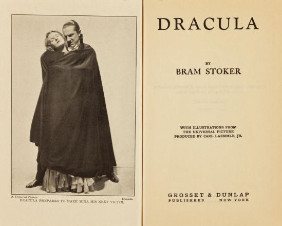Dracula Photoplay Edition 3