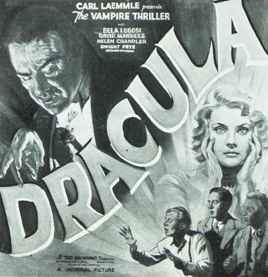 Dracula Six Sheet