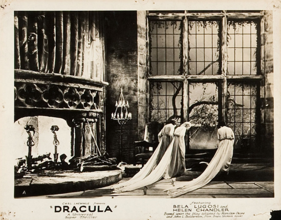 Dracula UK Front of House 1