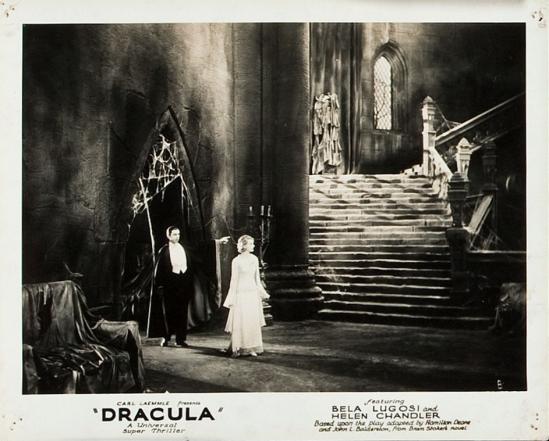 Dracula UK Front of House 2