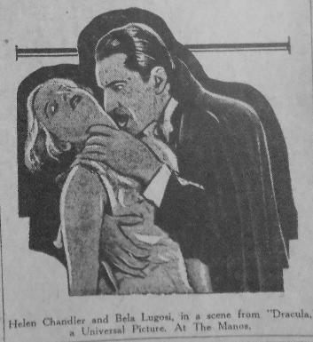 Dracula Unknown Newspaper 12