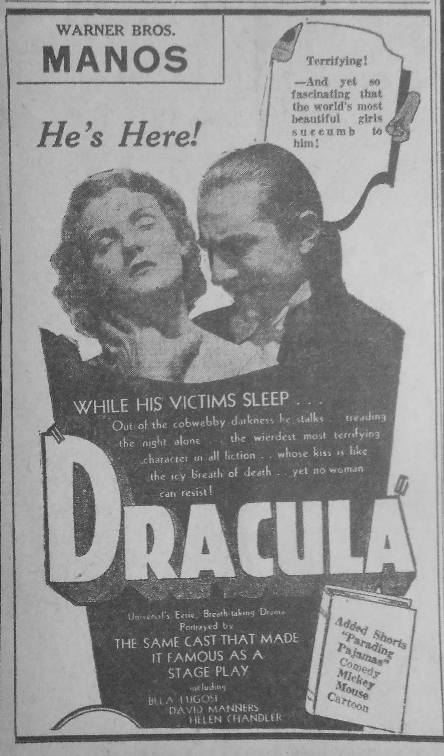 Dracula Unknown Newspaper 14