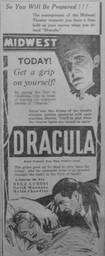 Dracula Unknown Newspaper 15