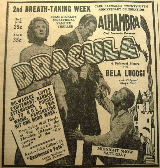 Dracula Unknown Newspaper 19