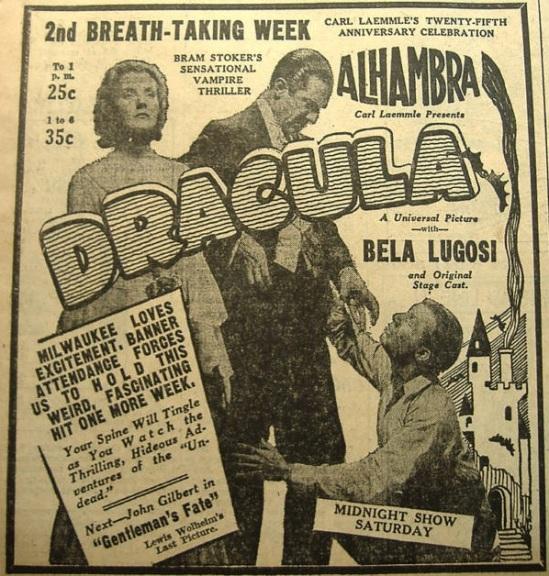 Dracula Unknown Newspaper 19