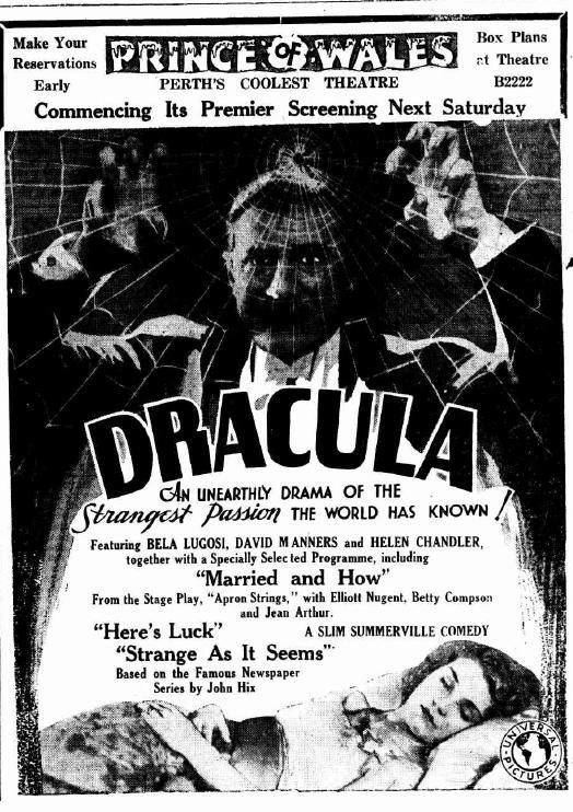 Dracula Unknown Newspaper 2