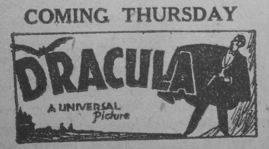 Dracula Unknown Newspaper 20