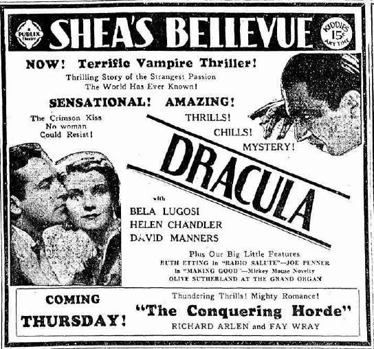 Dracula Unknown Newspaper 3
