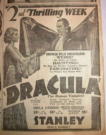 Dracula Unknown Newspaper 4