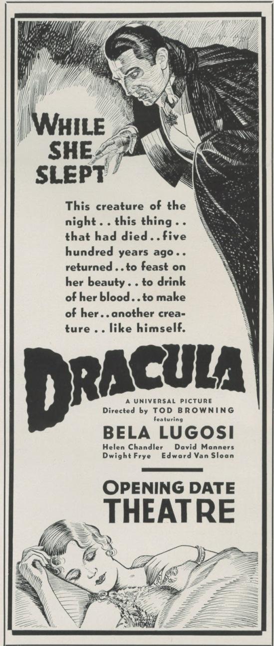 Dracula Advertising 3