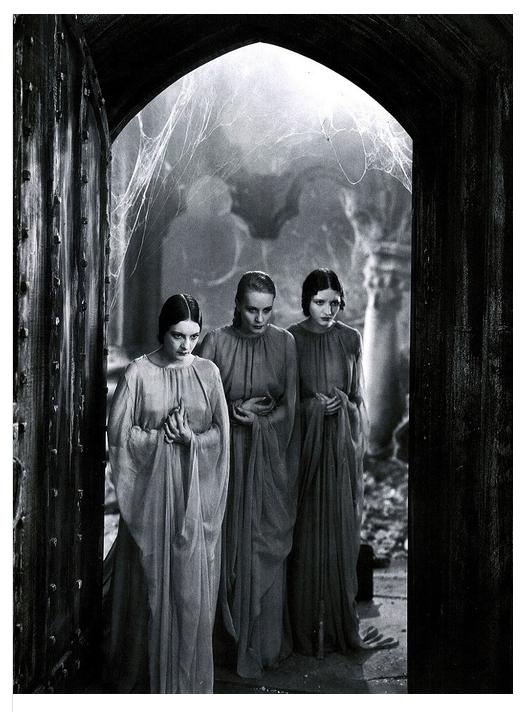 Dracula's Brides: Dorothy Tree, Geraldine Dvorak and Cornelia Thaw