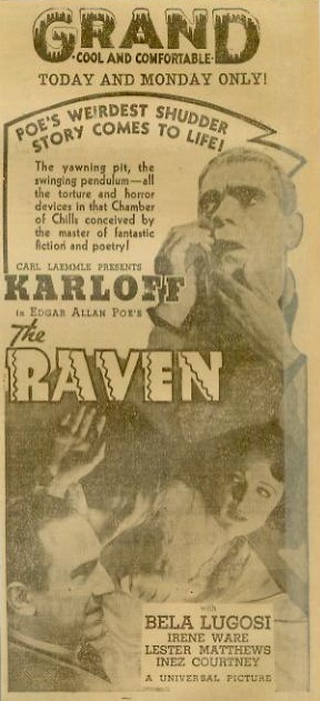 The Raven - Daily Journal, EvansvilThe Raven - Daily Journal, Evansville, Indiana August 1935