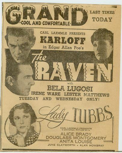 The Raven - Daily Journal, Evansville, Indiana August 1935