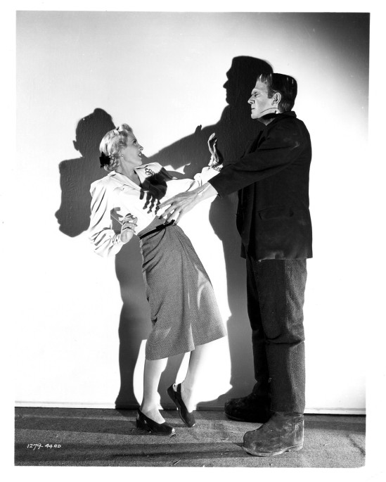 Frankenstein Meets The Wolf Man 2