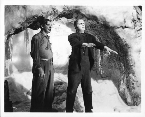 Frankenstein Meets The Wolf Man 8