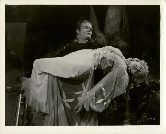 Frankenstein Meets The Wolfman Stilld
