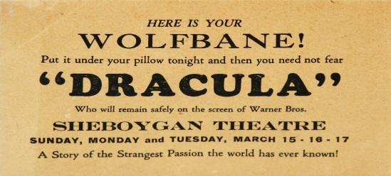 Free Wolfbane
