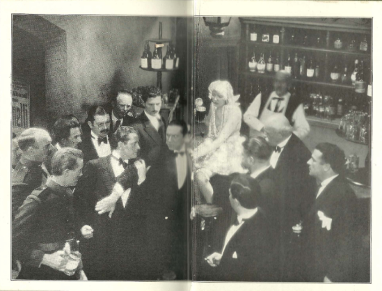 From feature films edition published in 1929 by Grosset & Dunlap.