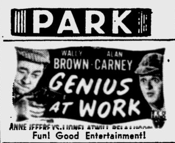 Genius At Work, The Evening Independent, December 18, 1948