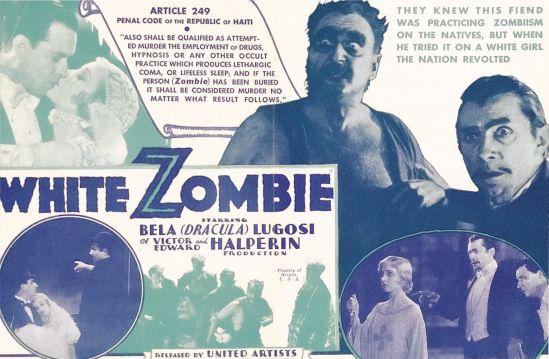White Zombie Herald 4