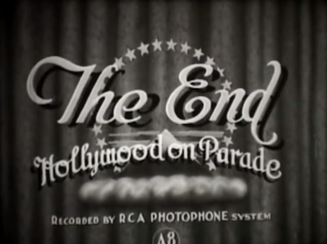 The Hollywood on Parade 8