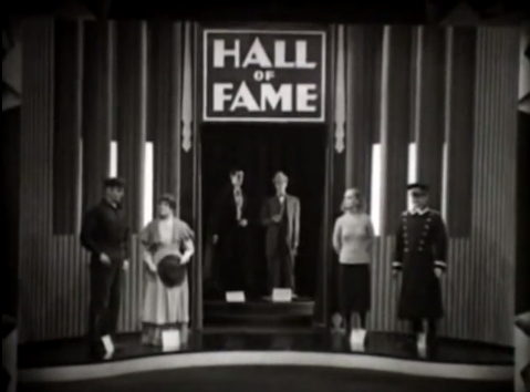 The Hollywood parade intro