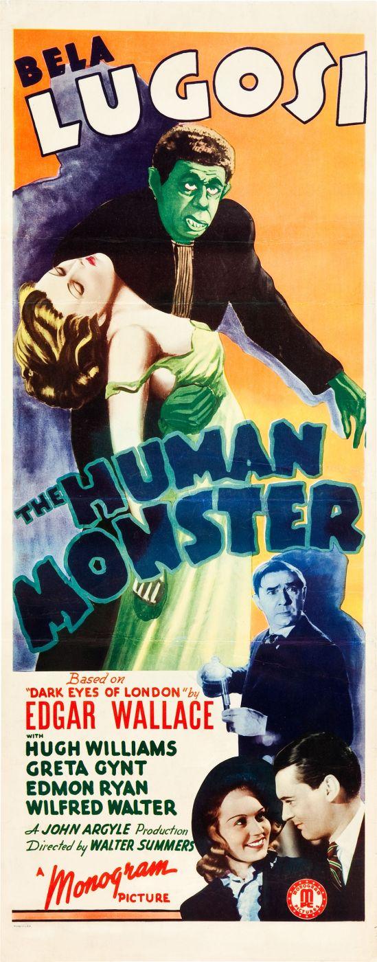 Human Monster Insert