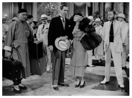 International House Bela Lugosi and Peggy Hopkins