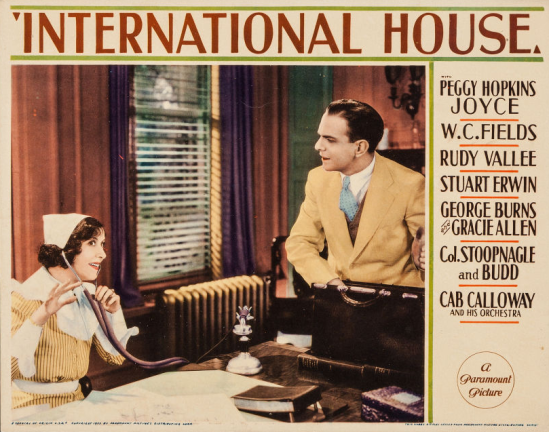 International House Lobby Card 2