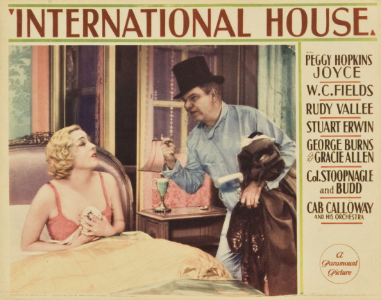 International House Lobby Card 3