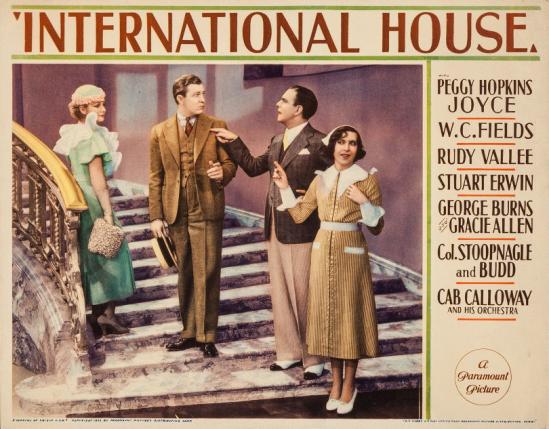 International House Lobby Card 4